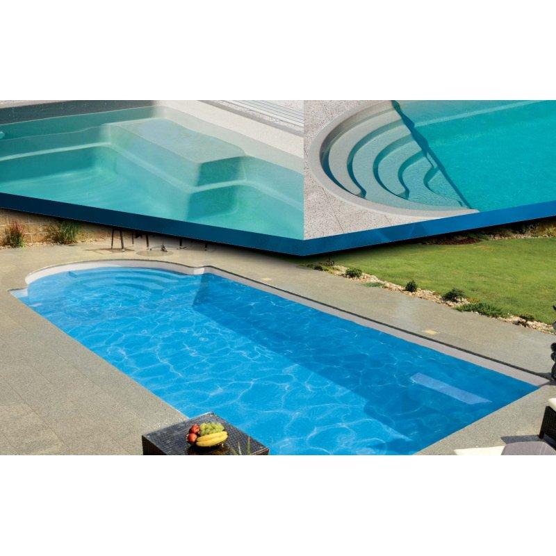 ceramic pool topaz 7 50 m x 3 52 m x 1 40 m. Black Bedroom Furniture Sets. Home Design Ideas