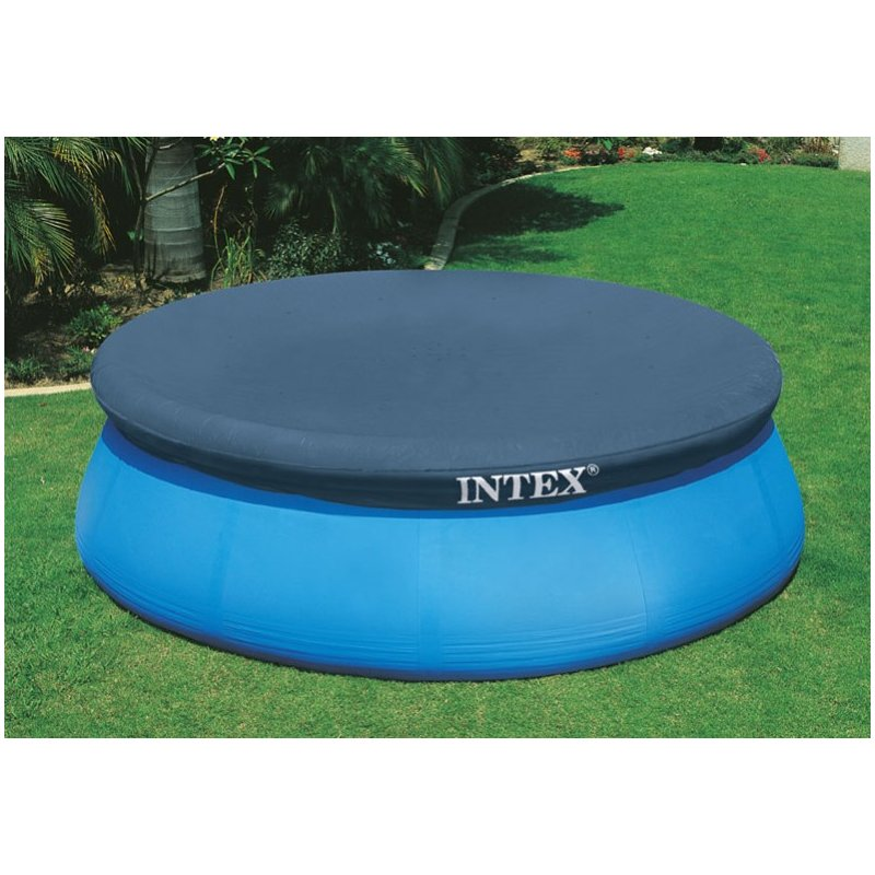 intex abdeckplane f r pool m 14 01. Black Bedroom Furniture Sets. Home Design Ideas