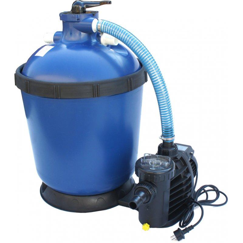 Poolfilter filterpumpe mit speckpumpe sandfilteranlage for Schwimmbecken aufstellbar