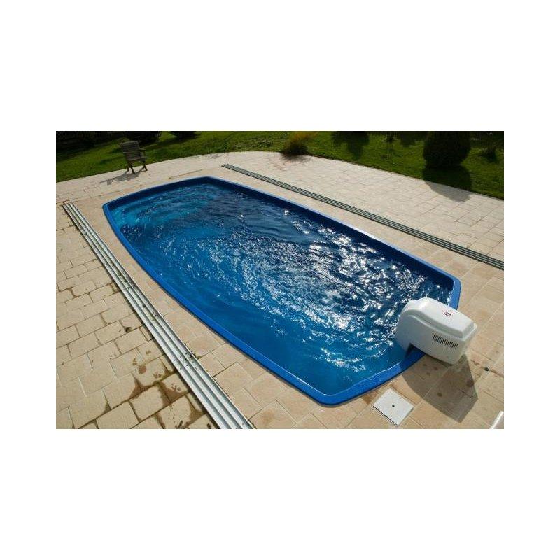 schwimmbecken orion glasfaser kunststoff