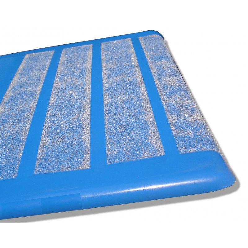 swimmingpool schwimmbecken pool sprungbrett blau mit anti. Black Bedroom Furniture Sets. Home Design Ideas