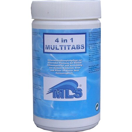 4 in 1 MULTITABS 200g/1 kg
