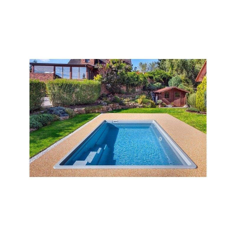 glasfaser pool glasfaser pool selber bauen nowaday garden. Black Bedroom Furniture Sets. Home Design Ideas