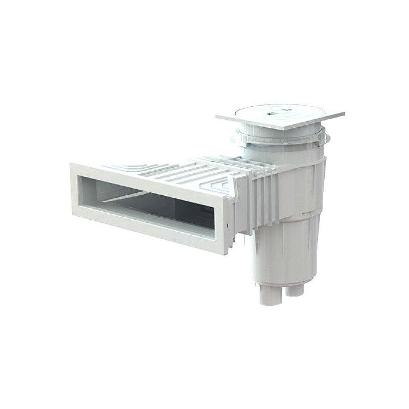 oberfl chenskimmer f r hohen wasserstand skimmer 17 5 slim von astral markenware ebay. Black Bedroom Furniture Sets. Home Design Ideas