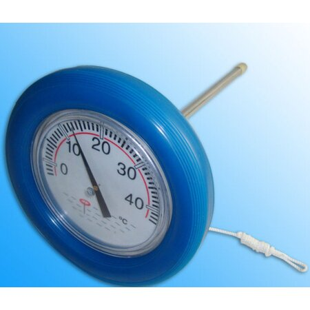 Pool - Thermometer Schwimmring
