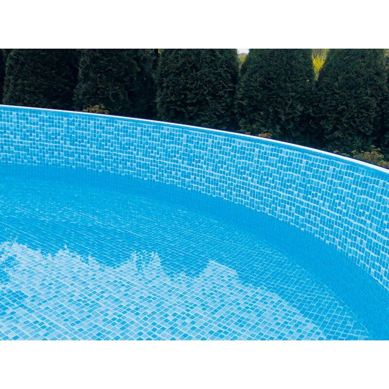 Ersatz Innenfolie Rund Poolfolie 3 50 X 1 20 M X 0 4 Mm