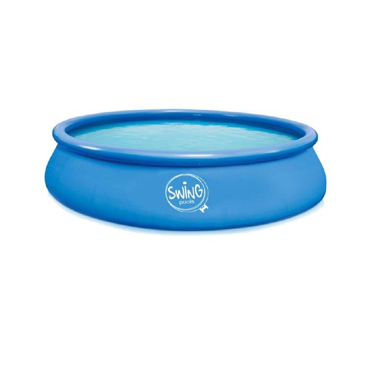 quick up pool 2 44 m x m 26 00. Black Bedroom Furniture Sets. Home Design Ideas