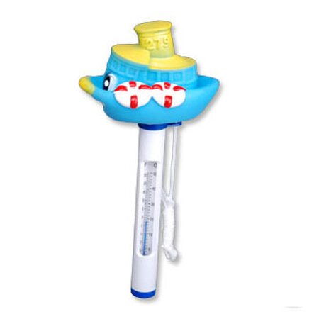 Schwimmbadthermometer Boot / Clown