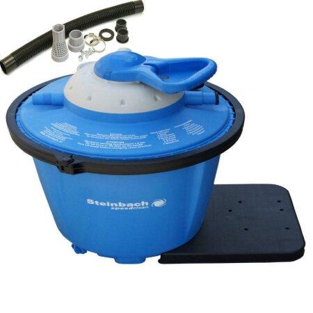 Sandfilter Filter Poolfilter Filterbehälter TM 510  mit TOP Mount 6-Wege-Ventil