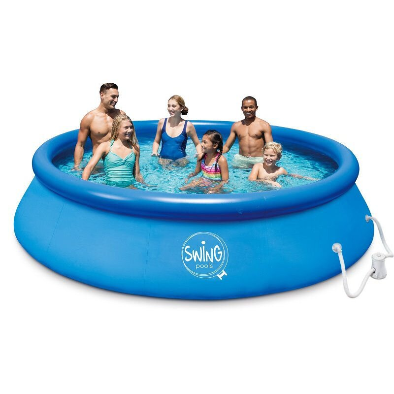 Pool set easy m x m mit filteranlage 69 00 - Pool mit filteranlage ...