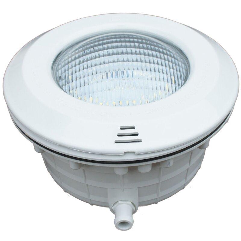 unterwasserscheinwerfer 20 watt mit led wei und trafo poolscheinwerfer strahler ebay. Black Bedroom Furniture Sets. Home Design Ideas